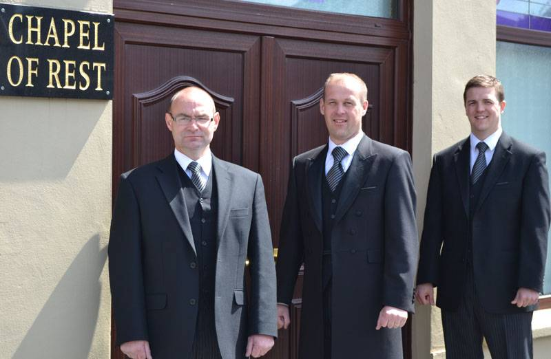 Staff Members Front
